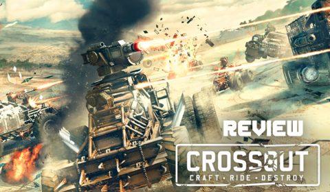 [รีวิว] สุดยอดเกมสายโหด Crossout ใครจะเป็นผู้เหลือรอดเป็นคนสุดท้าย