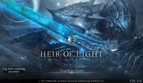 (รีวิวเกมมือถือ) HEIR OF LIGHT มหาพากย์เกม RPG ตัวใหม่จาก GAMEVIL