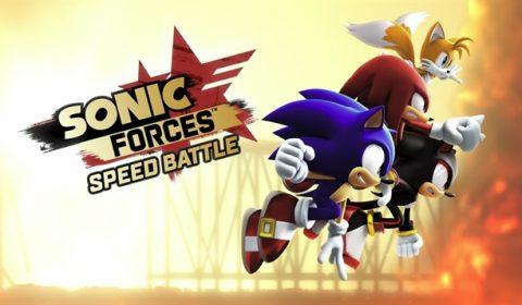 (รีวิวเกมมือถือ) Sonic Forces: Speed Battle ประลองความเร็วกับเพื่อนแบบ Real time!