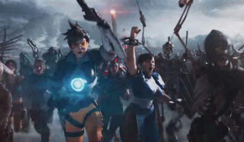 เจาะทีละช็อต! เหล่าตัวละครจากเกมดังในตัวอย่างภาพยนตร์ Ready Player One