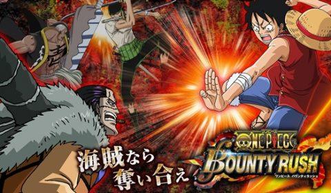 (รีวิวเกมมือถือก่อนเปิดจริง) One Piece: Bounty Rush ศึกล่าสมบัติแบบ 4 VS 4