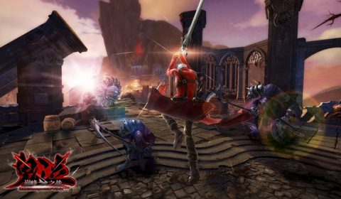 เตรียมพบกับเวอร์ชั่นใหม่ของ Devil May Cry บนโลกของเกมส์มือถือ