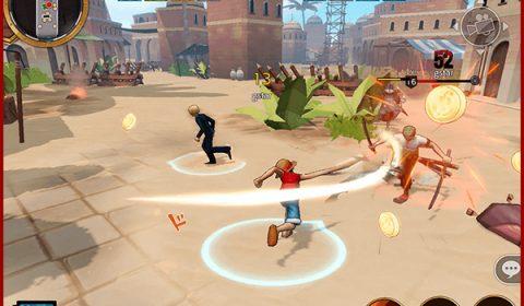 แอบเปิดให้ทดสอบ One Piece: Bounty Rush เกมส์มือถือแบบ PVP : 4VS4 เปิดให้ทดสอบบน Android ในประเทศญี่ปุ่น