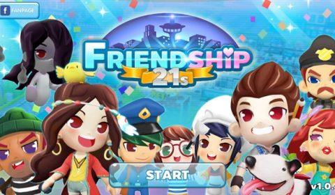 (รีวิวเกมมือถือ) Friendship21s นี่คือเกมสไตล์ฮาเวสมูนแบบไม่เน้นปลูกผักชัดๆ!