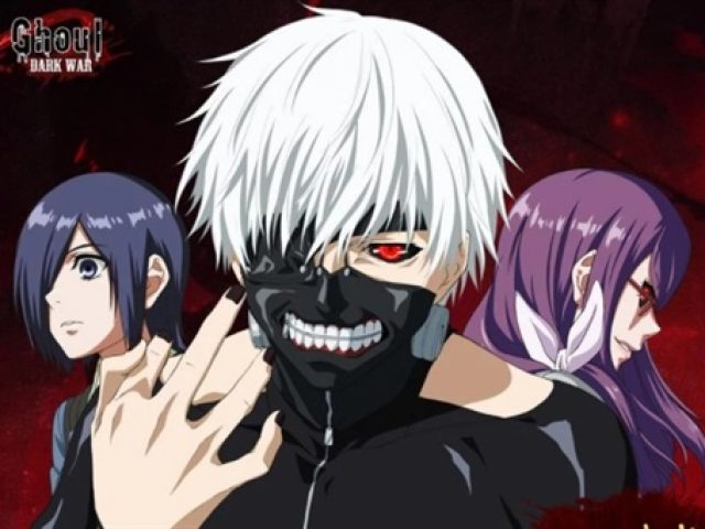 (รีวิวเกมมือถือ) Tokyo Ghoul:Dark War : ผีปอบโตเกียวฉบับเกม ARPG บนมือถือ