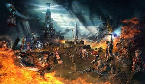 TERA พาชมระบบตีปราสาทสุดมันส์ Corsair's Stronghold ยุทธการศึกชิงปราการเหล็ก