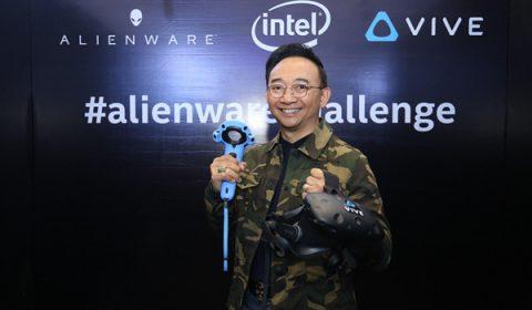 Dell แถลงข่าวงาน Alienware Challenge Episode: Virtual Battle  เปิดศึก VR eSport ครั้งแรกของประเทศไทย