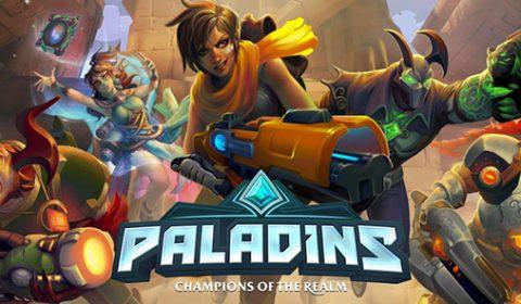Paladins เกมยิง Team-based Shooter MOBA เตรียมเปิดโหมด  Battlegrounds ต่อสู้พร้อมกัน 100 Players! (ดาวน์โหลดฟรี)