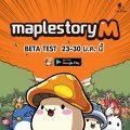 เตรียมแบ๊วมันส์ได้ทุกที่ไปกับ Maple Story M เปิดให้ทดสอบรอบ BETA Test 23-30 ม.ค. นี้