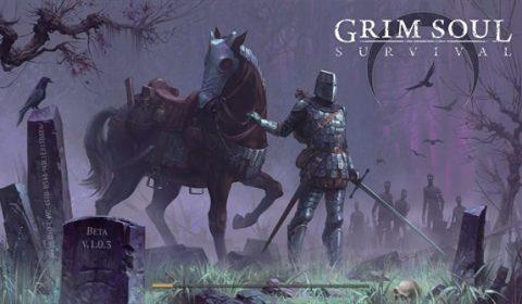(รีวิวเกมมือถือ) Grim Soul เอาตัวรอดในโลกป่าเถื่อนในแบบฉบับของคุณ