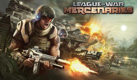 [รีวิวเกมมือถือ]League of War Mercenaries เกมสงครามรถถังสุดมันส์