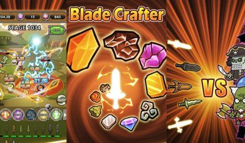 (รีวิวเกมมือถือ) Blade Crafter เกม IDLE สะสมสร้างอาวุธสุดแนว