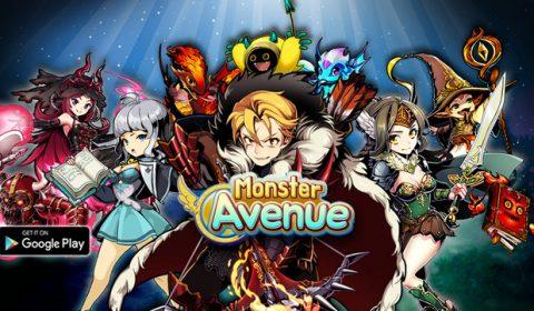 Monster Avenue เกมการ์ดผจญภัยในรูปแบบบอร์ดเกม เปิดให้บริการแล้ว