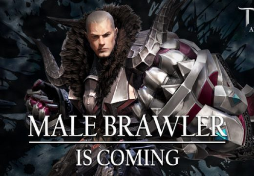TERA : Male Brawler coming การมาของ Brawler เพศชาย