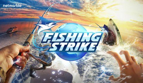 เตรียมฟาดฟันคันเบ็ดกับ FISHING STRIKE เกมตกปลาสุดล้ำจาก Netmarble ลงทะเบียนล่วงหน้าวันนี้