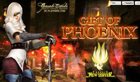 Granado Espada ฉลองเปิดเซิร์ฟใหม่ Phoenix อัพตัวละครใหม่ Lada พร้อมแจกไอเทมฟรี!!