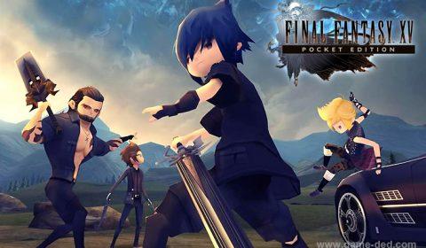 เล่นกันยัง!! Final Fantasy XV Pocket Edition เปิดโหลดแล้ววันนี้ iOS/Android
