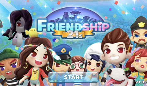 Friendship21s เปิดแนวคิดใหม่แอปพลิเคชั่นเพื่อสังคม ด้วยเกมส์แนว Life Simulation