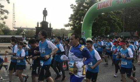 งานวิ่งของคนเล่นเกมส์ครั้งแรกของไทย Playpark Gamer Run 2018 ได้สนุก ได้สุขภาพ ได้บุญ