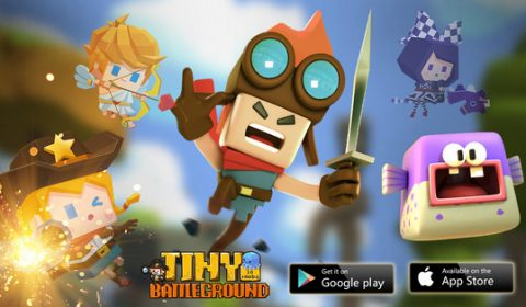 Tiny Battleground นักรบสายแบ๊ว เปิดให้ดาวน์โหลดแล้ววันนี้ ทั้ง iOS และ Android