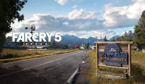 (รีวิวเกม PC) Far Cry 5 : กอบกู้เมืองไกลโพ้นจากพวกลัทธิคลั่งศาสนา