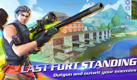 FortCraft ผลงานเกมส์มือถือตัวใหม่จาก NetEase เกมส์มือถือแนว Battle Royale ที่มาพร้อมระบบสร้างบ้าน