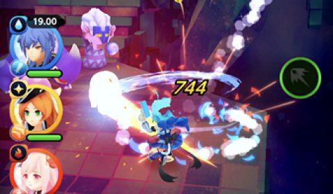 Mega Smash เกมส์มือถือใหม่แนว Action เล่นง่ายด้วยมือเดียว เปิดให้บริการในไทยทั้ง iOS และ Android แล้ววันนี้