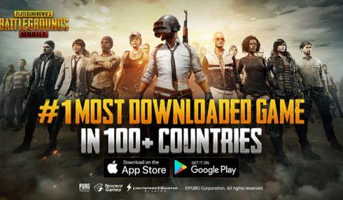 PUBG Mobile แรงต่อเนื่อง! ทะยานสู่อันดับ 1 เกมมือถือใน 100 กว่าประเทศ