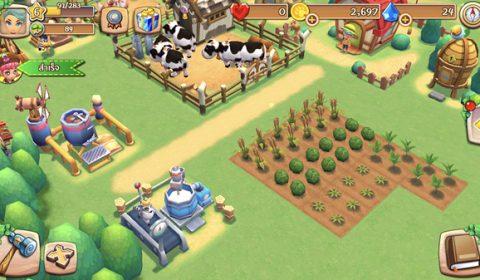 Town'sTale ตะลุยฟาร์มสุดหรรษา เกมส์ทำฟาร์มใหม่ พร้อมเปิดให้บริการแล้ววันนี้ทั้ง iOS และ Android