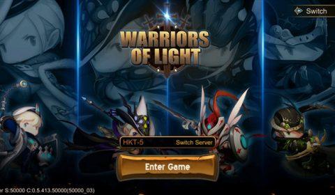 (รีวิวเกมมือถือ) Warriors of Light ศึกเกม ARPG เหล่าฮีโร่ตัวจิ๋ว