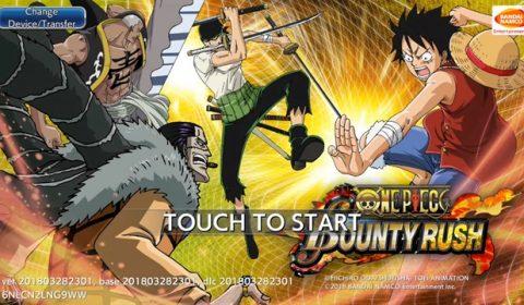(รีวิวเกมมือถือ) ONE PIECE Bounty Rush เกม Action Non-stop ของโจรสลัดหมวกฟาง