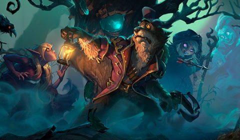 [รีวิว] Hearthstone อัพเดทแล้ว The Witchwood พร้อมของแจกฟรี!!