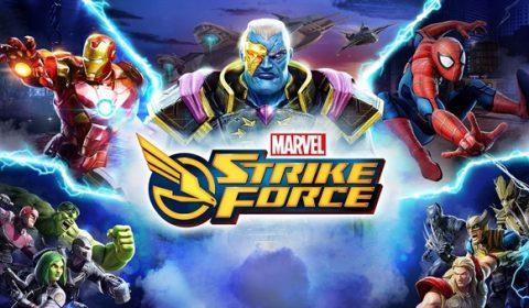 (รีวิวเกมมือถือ) MARVEL Strike Force เกมสุดเมพจากมาเวล มีภาษาไทยแล้ว