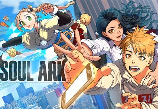 (รีวิวเกมมือถือ) Soul Ark โคตรเกม RPG จากผู้สร้าง RO!