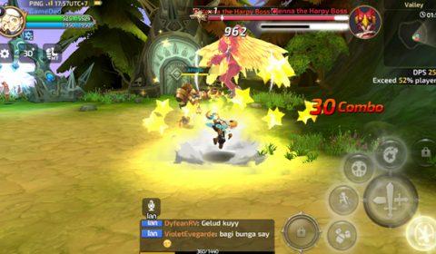 เปิดรังมังกรให้ทดสอบความสนุกอีกครั้ง Dragon Nest M เกมส์มือถือใหม่เวอร์ชั่นนี้ได้อารมณ์ PC มากๆ