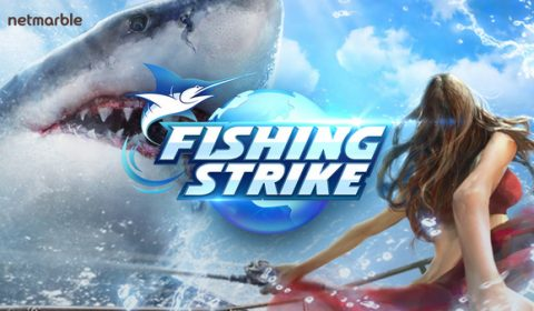 Fishing Strike เกมตกปลาแนวใหม่สุดล้ำ พร้อมโหลดแล้วทั้ง App Store และ Google Play