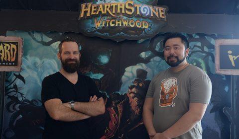บรรยากาศงาน Hearthstone developer meet up พบปะพูดคุยใกล้ชิดกับ 2 ผู้พัฒนาจาก Blizzard ต้อนรับส่วนเสริมใหม่ The Witchwood