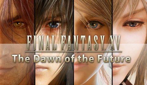 """ยังไม่จบง่ายๆ !! Final Fantasy XV เผย 4 Episode DLC ใหม่ """"The Dawn of the Future"""""""