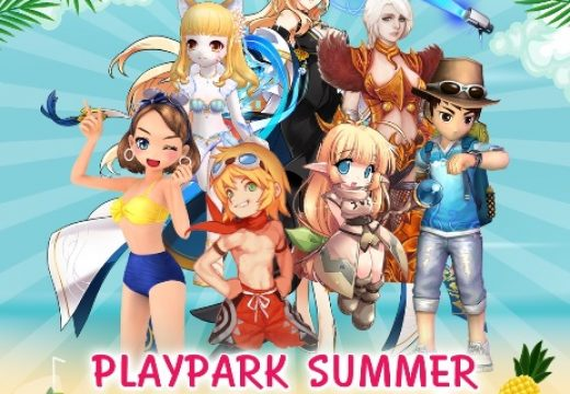 PLAYPARK SUMMER  สนุกคลายร้อนไปกับกิจกรรม  และ อัพเดทสุดมันส์ตลอดเมษายนนี้!!