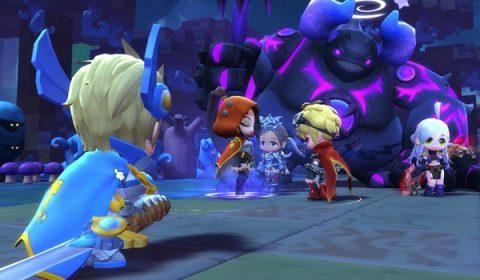 NEXON America เปิดเว็บไซต์เกมส์ใหม่ Maple Story 2 เซิร์ฟเวอร์ Global แต่ไม่มีไทยในแผนให้บริการ