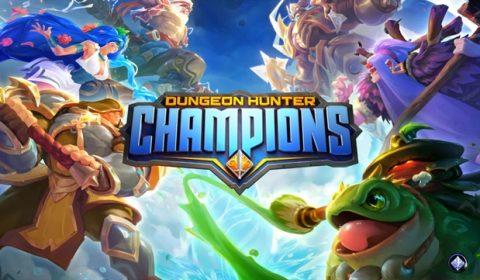 (รีวิวเกมมือถือ) Dungeon Hunter Champions เกม ARPG ภาพสวยสุดมันส์จาก Gameloft