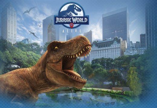 (รีวิวเกมมือถือ) Jurassic World Alive ไล่จับไดโนเสาร์ในโลกความเป็นจริงกัน!