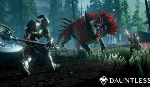 (รีวิวเกม PC) Dauntless ว่าที่เกมมอนฮันเวอร์ชั่นฝรั่งสุดมันส์และเล่นฟรี!