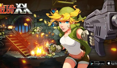 [iOS-Android] ปลุกตำนานขึ้นมาอีกครั้ง! เกมยิงสุดมัน Metal Slug XX Online ลงไทยแล้ว