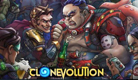 [รีวิวเกมมือถือ]เกม RPG สุดแนว Clone Evolution : RPG Battle