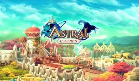 (รีวิวเกมมือถือ) Astral Crown เกม ARPG สไตล์อนิเมะ จากผู้สร้าง Fantasy Frontier