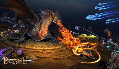 เตรียมพบ Blade Reborn เกมส์แอ็คชั่น Dark Fantasy เปิดให้ลงทะเบียนล่วงหน้าก่อนเปิดให้เล่นเร็วๆ นี้
