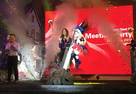 บรรยากาศงาน Dragon Nest M: Meeting Party เสียงตอบรับเกินคาด ผู้เล่นเข้าร่วมงานกันเพียบ