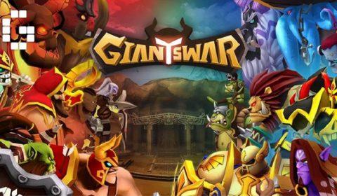 Giants War เกมน้องใหม่ค่าย Gamevil เปิดเพจลงทะเบียนอย่างเป็นทางการแล้ว!