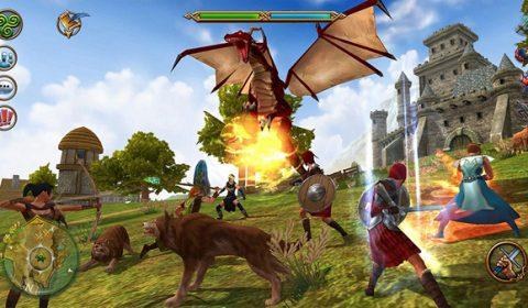 แถลงข่าวเปิดตัวอย่างเป็นทางการ Heroes Age Online พร้อมเปิดให้บริการแล้ววันนี้ทั้ง iOS และ Android